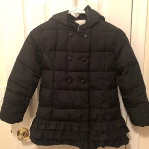 Gymboree Black Girls Jacket